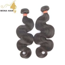 Wholesale Price soft and good quality mongolian hair weave Body Wave