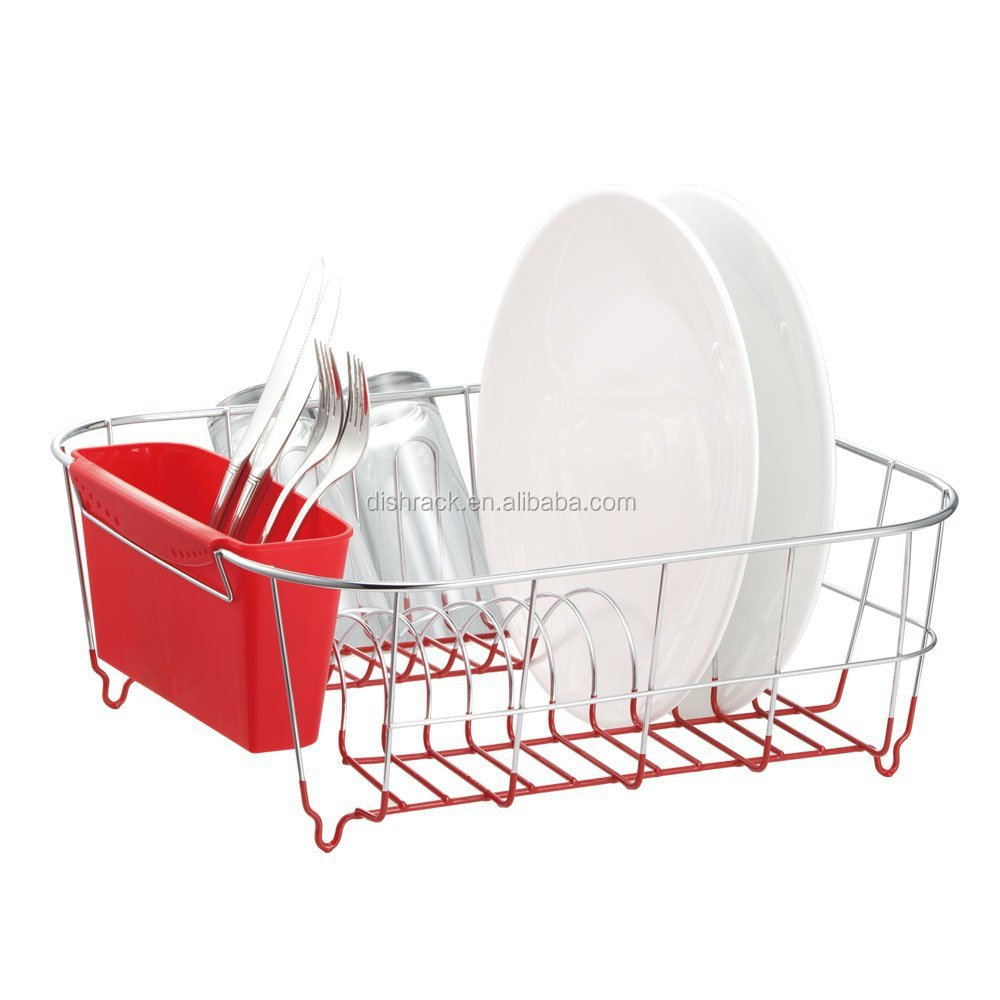 Haisong 2015 Kitchen Sink Plastic Coated Wire Construction Dish ...
