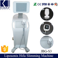 Best price liposonix hifu for face lift ultrashape machine with remarkable slimming results