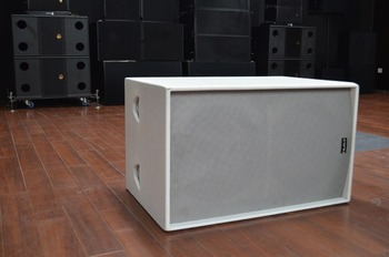High Quality 800w Dual 15 In Subwoofer Box For Line Array System