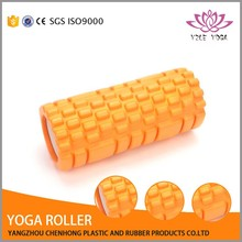 Factory offer OEM welcome EVA grid yoga foam roller, fitness