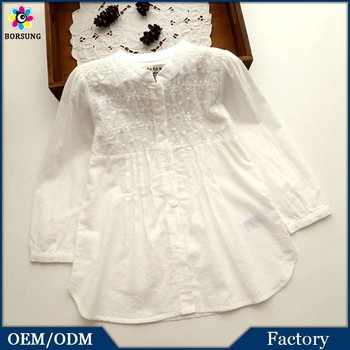 Embroidered Blouses And Tops Cotton 3