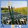 Best selling products ISO & CE steel metal t bar fence post / t post galvanized.