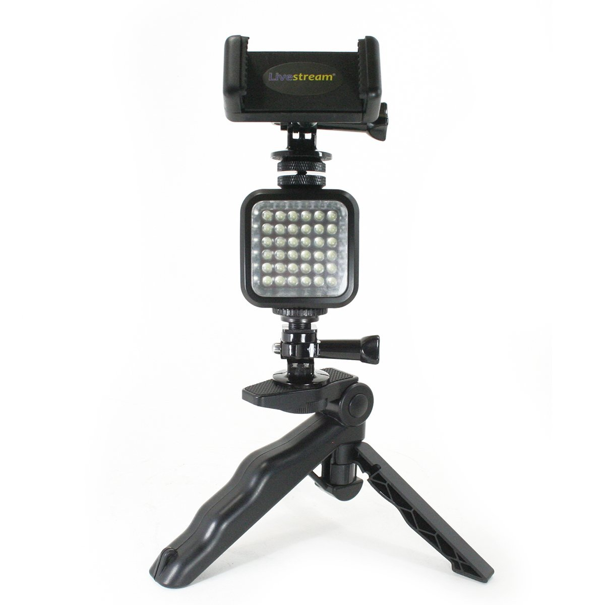 Cheap Stanley Led Tripod Find Deals On Line At Flexible Jumbo Get Quotations Livestream Gear Ls Video Light With