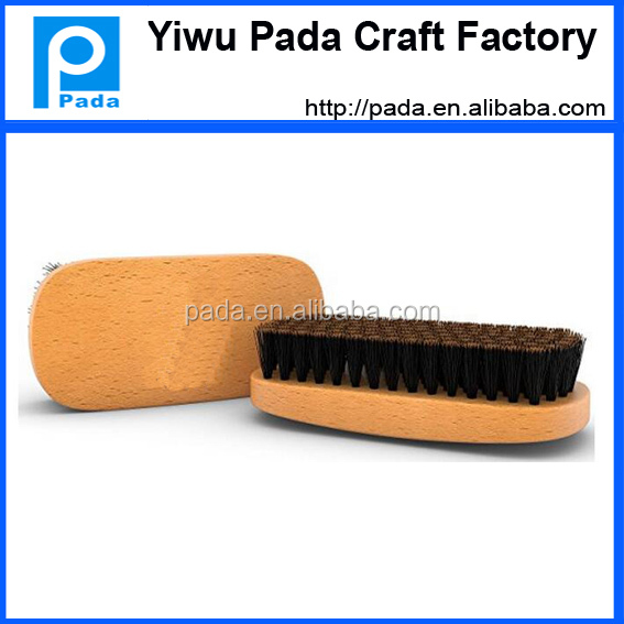 Wood Beard Brush 100% Boar Bristle OEM/ODM 30 years exprience.