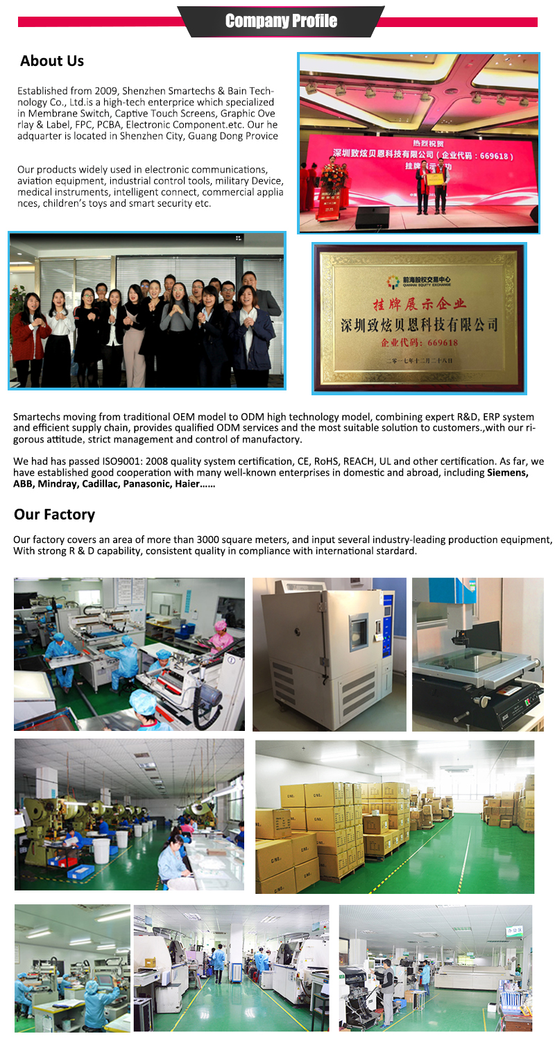 Prototype Pcb Pcba Oem Odm Customized Bom Gerber Files Multilayer China Manufacturer Ul Rohs Ourpcb Company