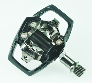 SYUN-LP MD1 alloy aluminum and magnesium body SPD titanium axis self lock spd system XTR bike pedals