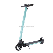 two wheel smart balance electric scooter foldable Mini Electric Kick Scooter With Led Light