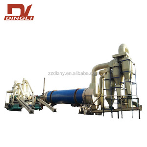 Granulator and Dryer Alfalfa Straw Wood Pellet Production Line for Sale