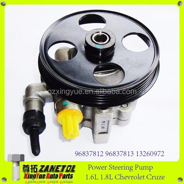 96837812 96837813 13260972 Power Steering Pump For 1 6l 1 8l Chevrolet Cruze Buy Power Steering Pump For Chevrolet Cruze Chevrolet Cruze Steering