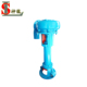 hot sale big flow 6 inch cast iron water pump