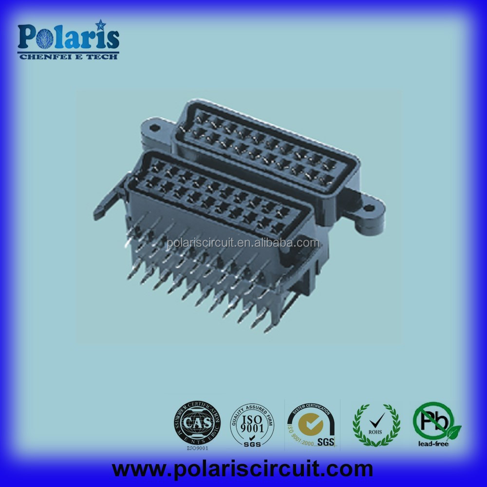 Sc(21,42 Pin) Connector,Socket,Scart Cs-218-pbe - Buy Scart ...