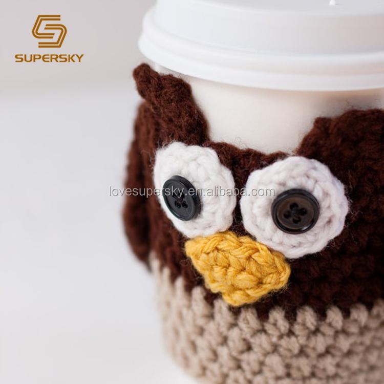 Finden Sie Hohe Qualität Häkeln Tasse Gemütlich Hersteller und ...