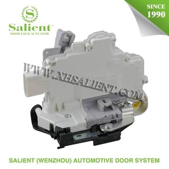 1p1 837 015 auto door lock seat front left 12v dc car central door lock actuator