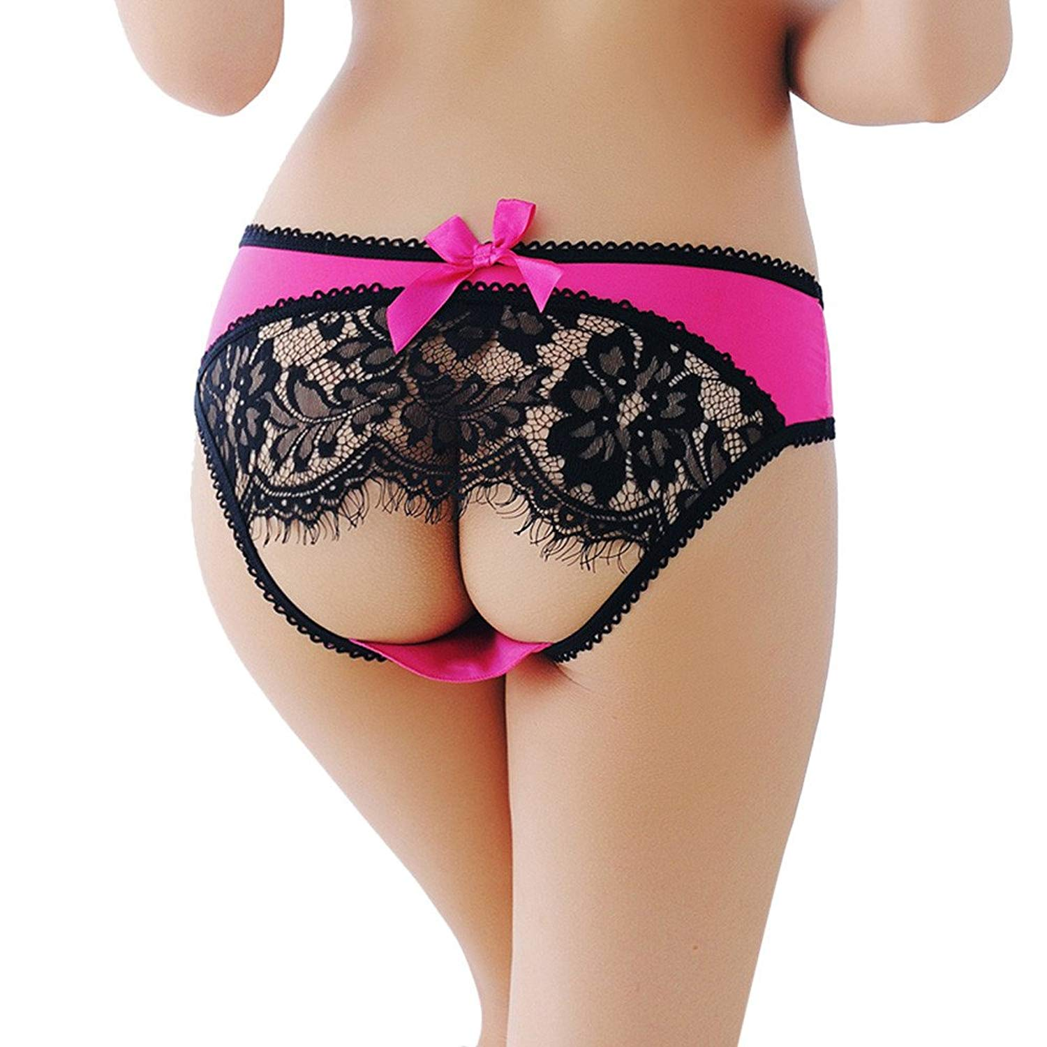 6c4d1b13af30 Get Quotations · Thong For Womens,Clearance Sale -Farjing Women Thong  Bragas Sexy Panties Thong Lace Word