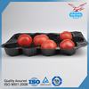 blue black green red color pp/PVC/Ps Fruit Insert Packing Tray