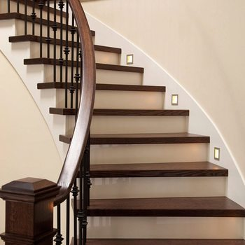 Wood Staircase Stair Railing Outdoor Stair Steps Construction Builder  Remodeling House Supplier 001
