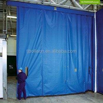 Acoustic Noise Control Industrial Side CurtainWarehouse PVC Curtains