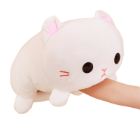 Japanese Style Kawaii Stuffed Animal Plush Cat Pillow