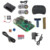 Raspberry Pi 3 +Power Adapter +16G SD Card +Keybaord + Game Controller+ Case+ Heat Sink+ Cable+GPIO Cable+ GPIO Boaed+ Fan