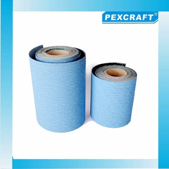 115mm* 50m Grit 60 Zirconia Abrasive Cloth Roll