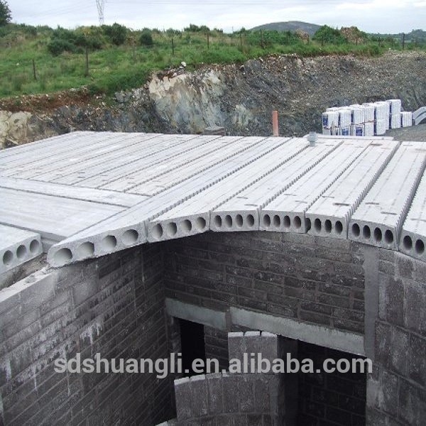 Prefabricated House Precast Concrete Panels Making