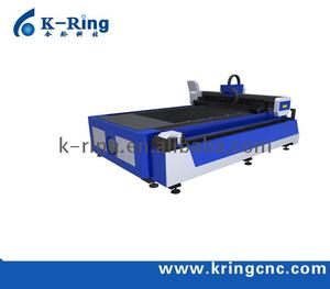 6kw fiber laser cutting machine