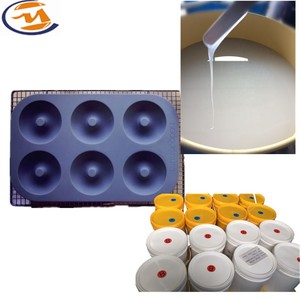 Food grade liquid silicone for making cake/chocolate/candy molds