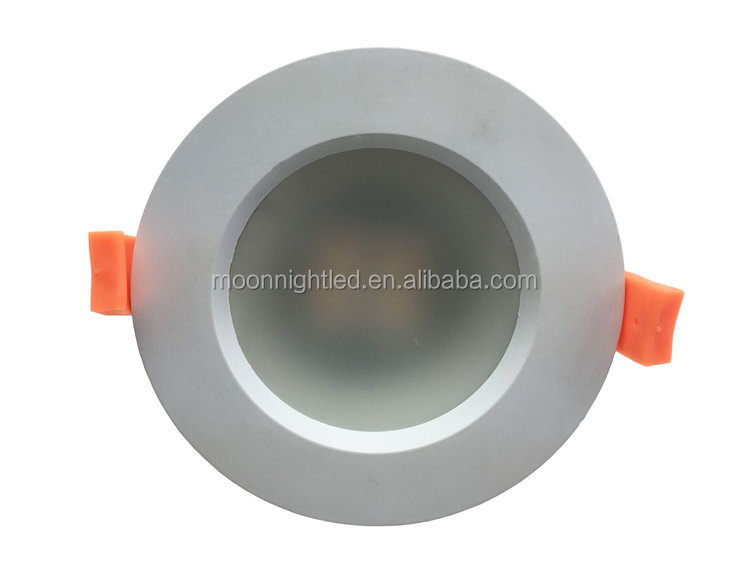 Dimmable led downlight 12w 6000k ce rohs approval cut out 80mm led downlight smd