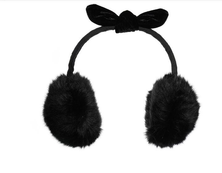 Music Headband Winter Warm Fluffy Ear Muffs Headphone - Buy ... 753adff4e3b