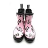 Wholesale Custom Womens High Heel Rain Boots