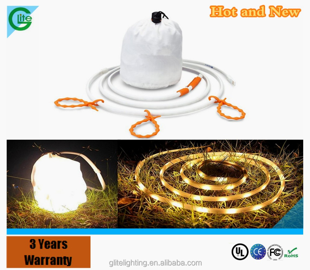 High brightness Led strip 5050 & USB led rope camping light