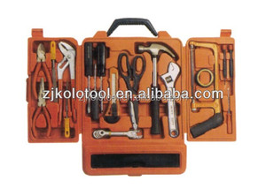 141PCS Plumbing Tools And Equipment Tool Box Set, Home Used Tool Kit