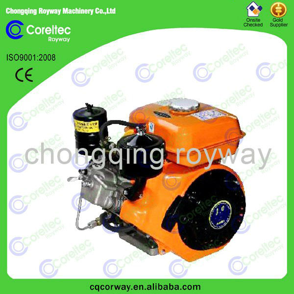 Air Cooled 10HP 186FA Strong Power Diesel Engine With Best Parts Good Feedbacks 3-12HP 168f diesel engine