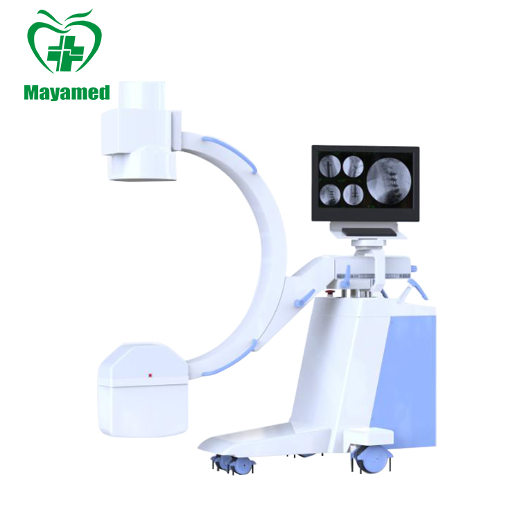 MY-D035B Hospital 5KW High Frequency Mobile Digital C-arm System X-Ray Machine