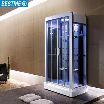 China Fabrikpreis Dampfbad Badezimmer Duschbad Massagegerät Fuß