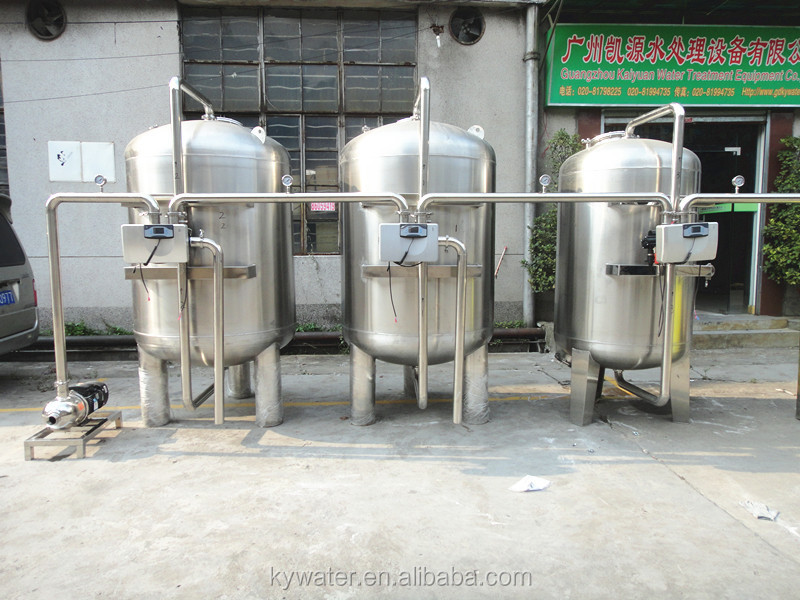 Heavy Construction Equipment Ro Water Purifier Machine/system ...
