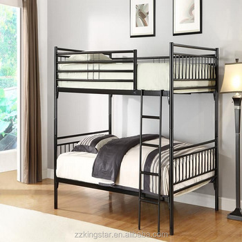 Steel Pipe Bunk Bed Cheap Beds Wrought Iron