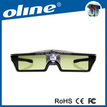 Super Quality shutter eyewear,ABS Plastic frame 3D glasses on Promotion KX-30