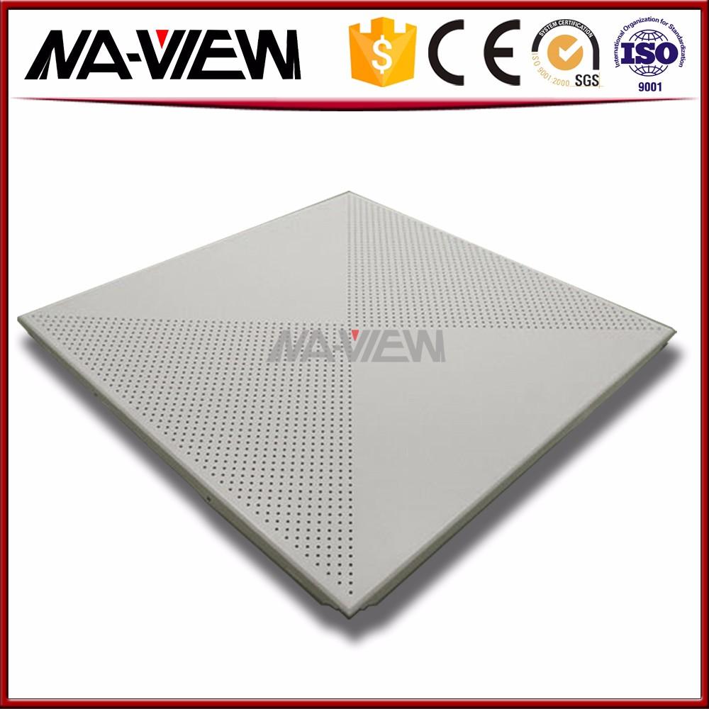 2x2 Foshan Supplies Aluminum Drop
