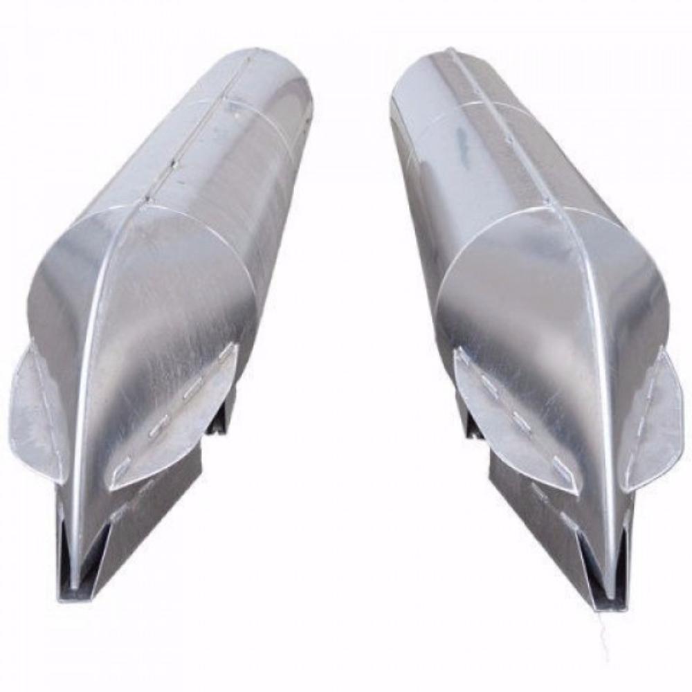 Kinocean Новые 25 футов алюминиевые понтонные трубы для продажи