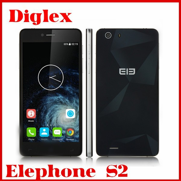 Cheap 5.0'' Elephone S2 MTK6735, 64bit quad core Android 5.1 OS Smartphone 13MP Camera 1280 x 720 pixels Google Play cell phone