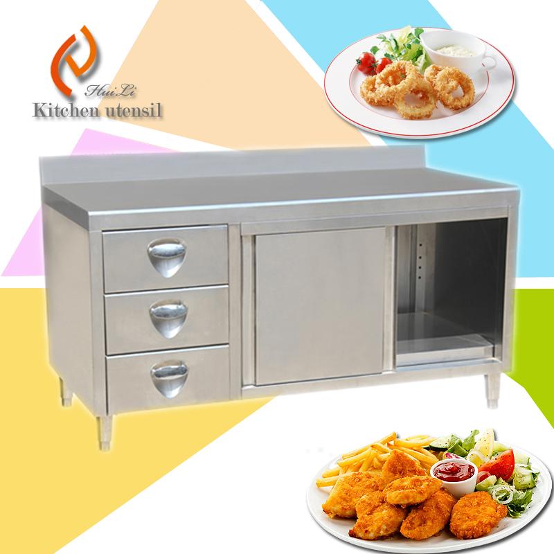 Modern Kitchen Cabinet/ Kitchen Used Stainless Steel Cabinet ...