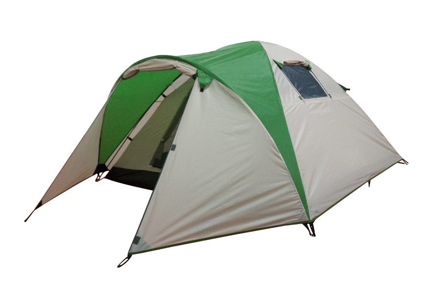Heavy duty big sleeping area camping tent