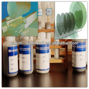 glass buffing compound