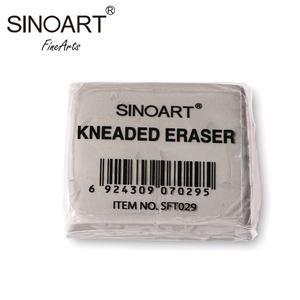 Artists Supplier High Quality Eco-friendly White Kneaded Eraser,kneaded  eraser