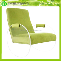 DDH-A001 Modern Clear Acrylic Armrests for Sofa Chair, Acrylic Furniture's Armrests, Acrylic Armrests for Furniture