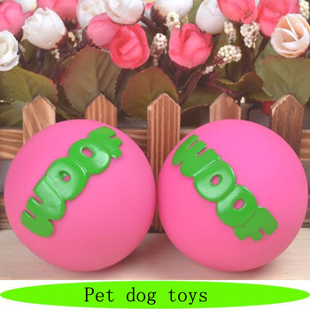 Fashion ball for dogs, wholesale pet dog toys, dog soft toys