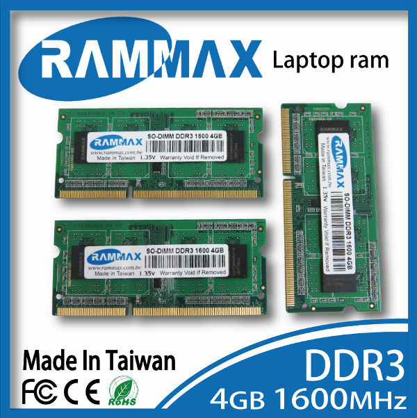 Alibaba's Cheapest Laptop Part DDR3 1600MHz 4GB So-dimm ram