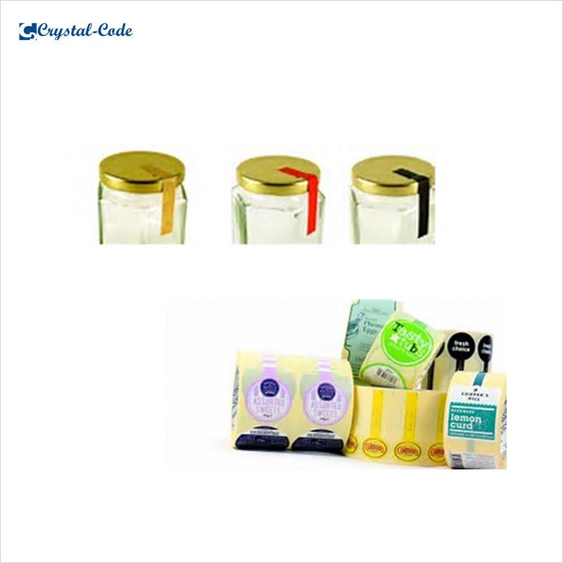 Custom Adhesive Jar Tamper Proof Seal Sticker - Buy Adhesive Jar Tamper  Proof Seal Sticker,Adhesive Jar Tamper Proof Seal Sticker,Adhesive Jar  Tamper